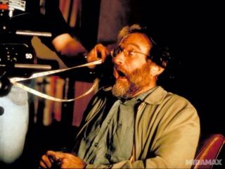 Robin Williams á bak við tjöldin í gegnum tíðina