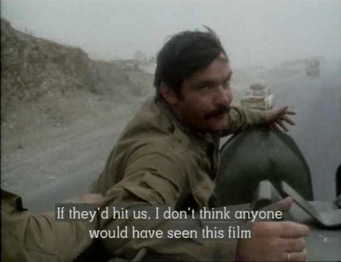 Heimildarmynd: Sovéski herinn í Afganistan 1989