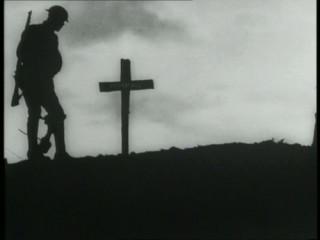 """""""The Great War"""": Horfið á fræga heimildarþætti BBC frá 1964 um fyrra stríð"""