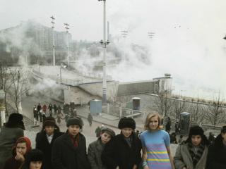 Sundlaugin í Moskvu, 1965