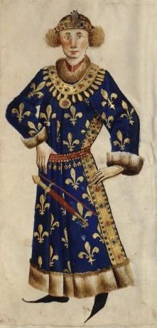 Lúðvík II, hertoginn af Búrbón (1337-1410).