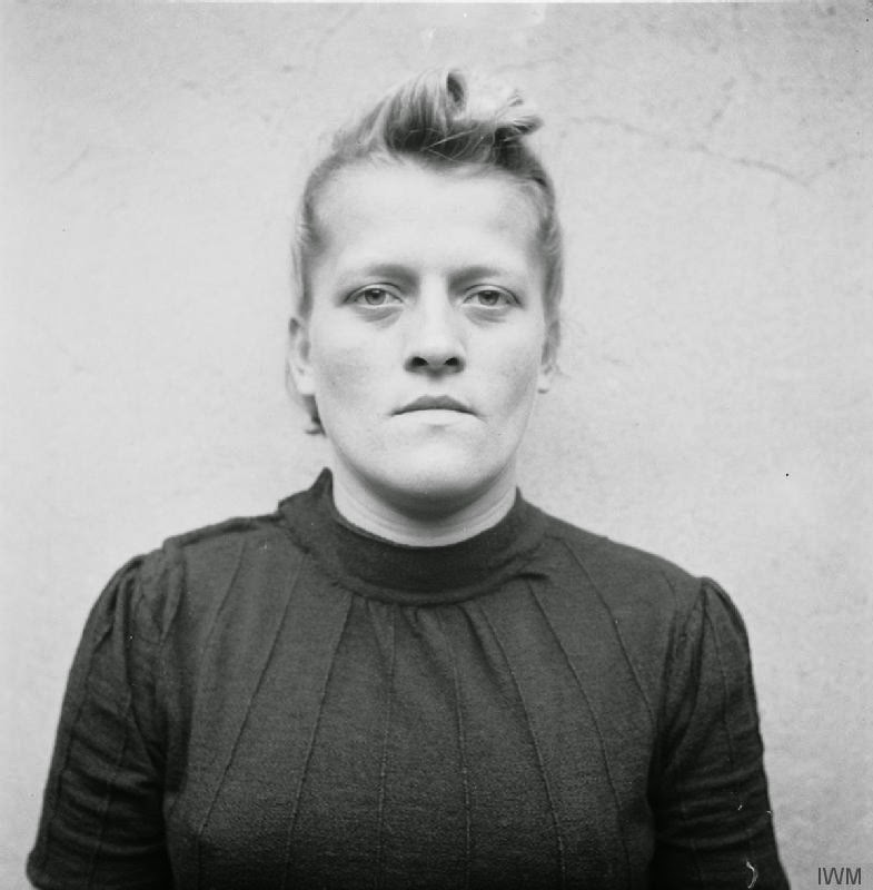 Female Nazi Concentration Camp Guards (5)