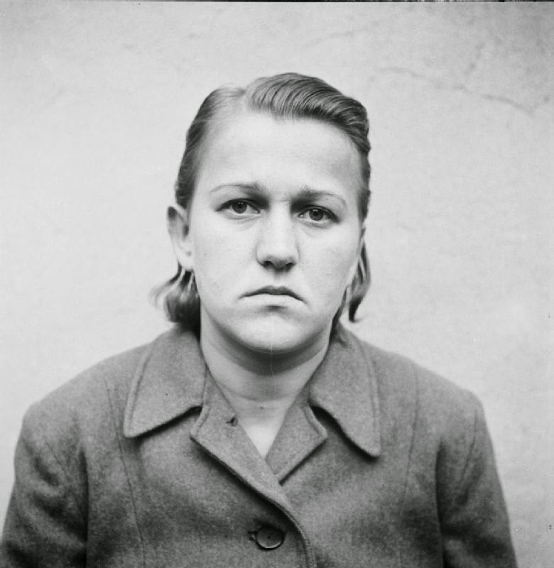 Female Nazi Concentration Camp Guards (6)