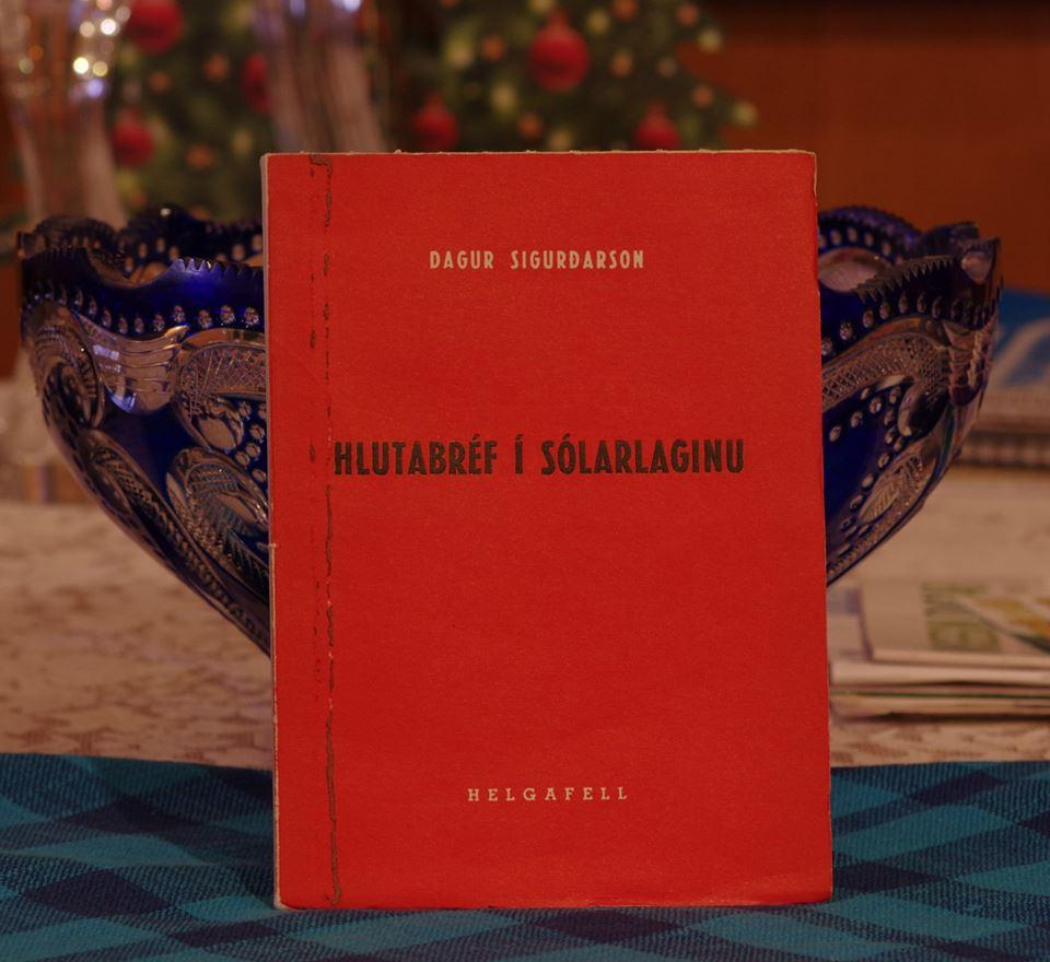 Dagur Sigurðarson: Hlutabréf í sólarlaginu.