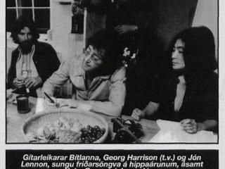 Mikjáll Jackson, Páll McCartney og Jón Lennon: Þegar Æskan þýddi nöfn stjarnanna