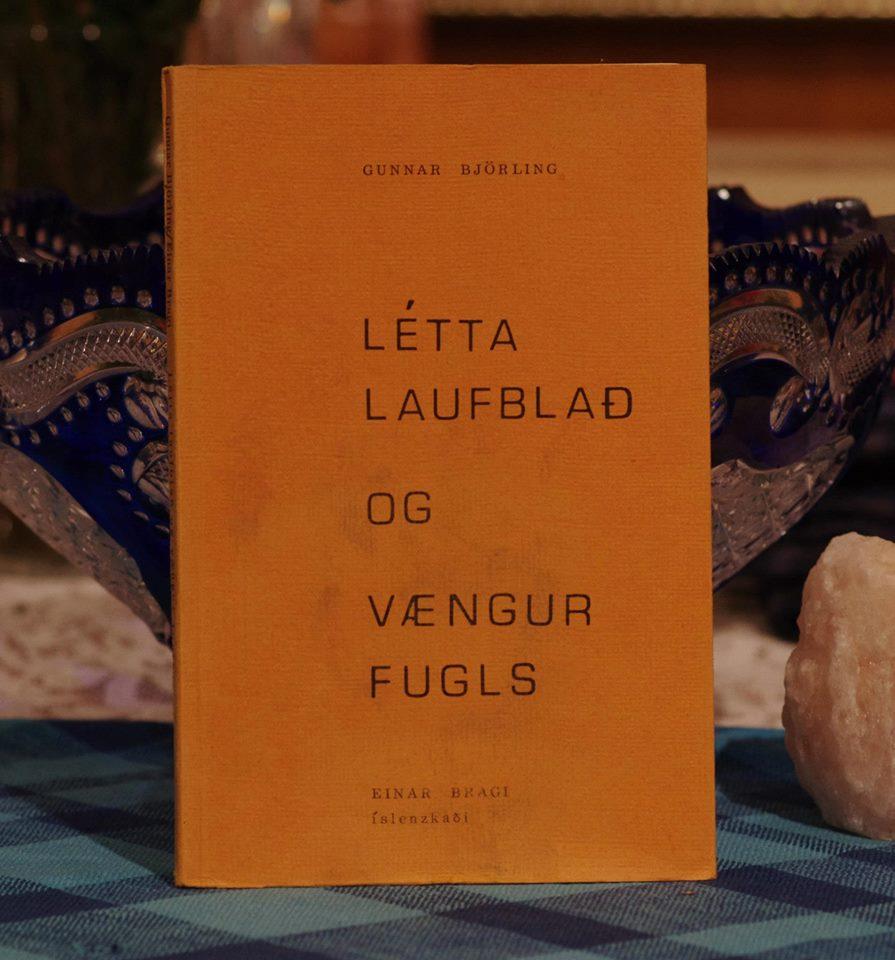 Létta laufblaðið og Vængir fugls.