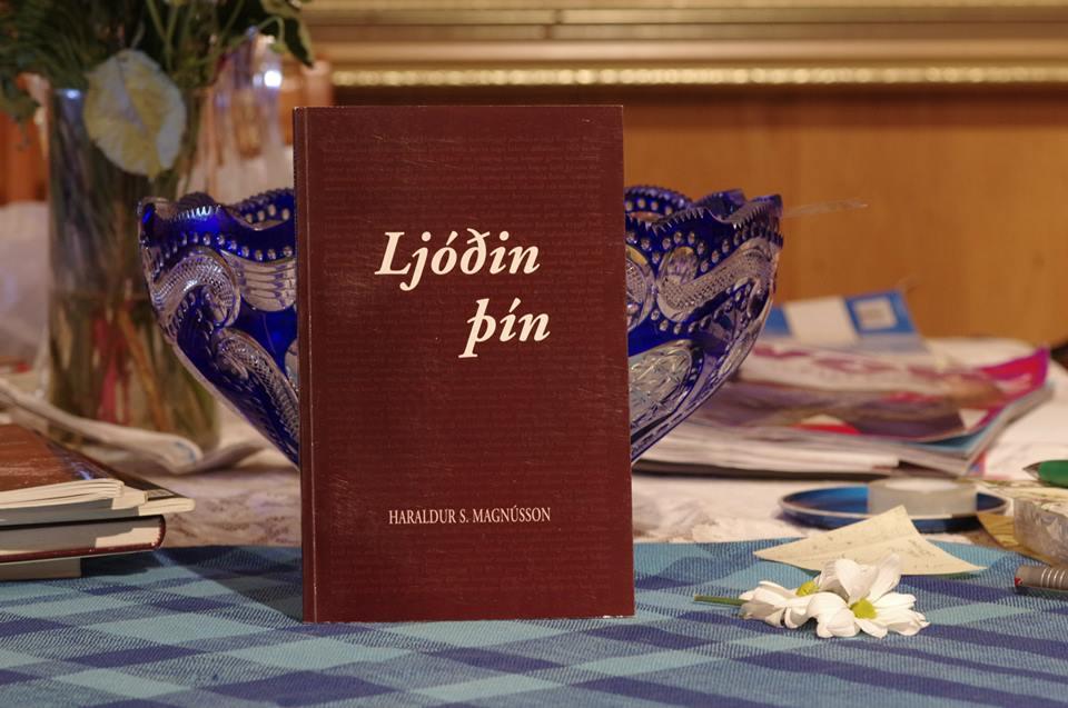 Haraldur: Ljóðin þín.