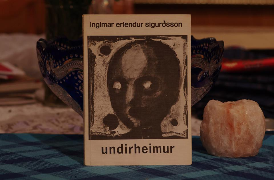 Ingimar Erlendur Sigurðsson: Undirheimur.