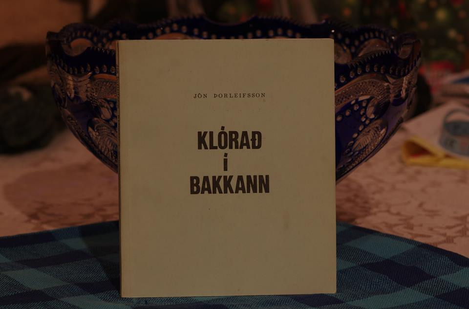 Jón Þor: Klórað í bakkann.