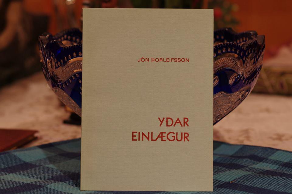 Jón Þorleifsson: Yðar einlægur.