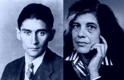 Kafka og Sontag.