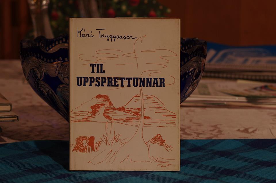 Kári Tryggvason: Til uppsprettunnar.