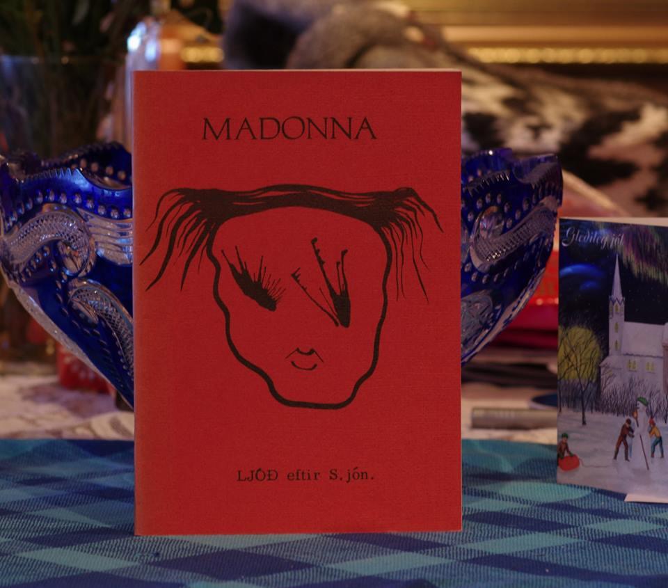 Sjón: Madonna.
