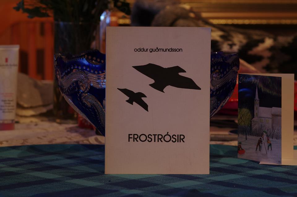 Oddur: Frostrósir