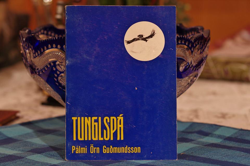 Pálmi Örn Guðmundsson: Tunglspá.