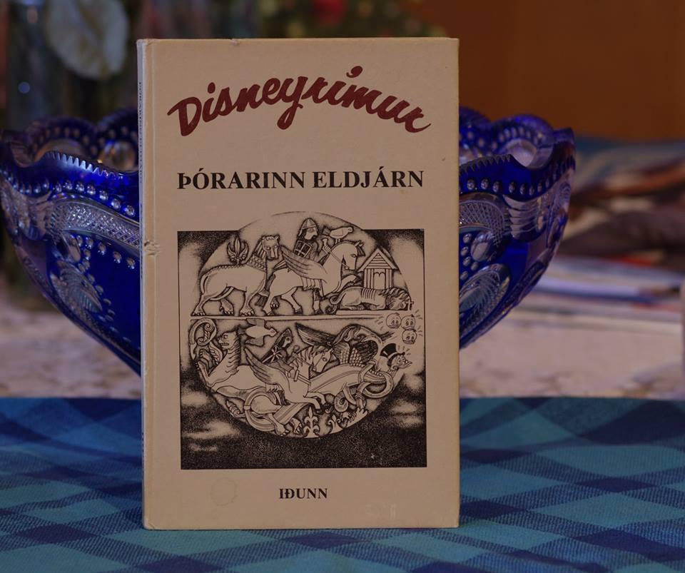Þórarinn Eldjárn: Disneyrímur.