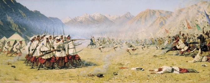 Óviðbúin árás 1871