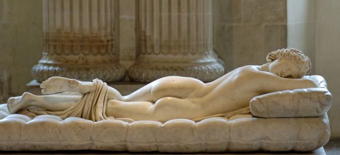 Hermaphroditus dormiens
