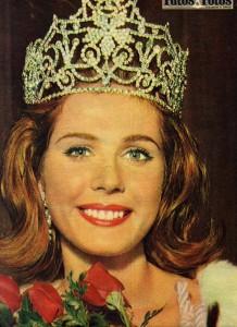 Miss International 1963, Guðrún Bjarnadóttir