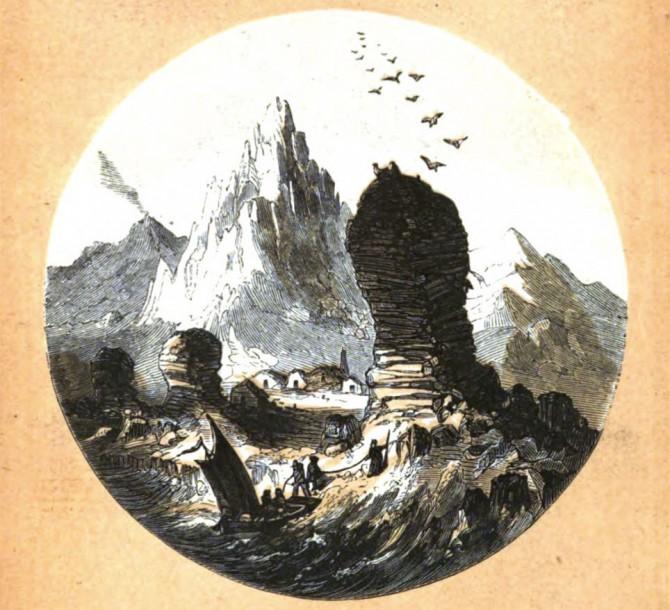 Ida Pfeiffer á Íslandi