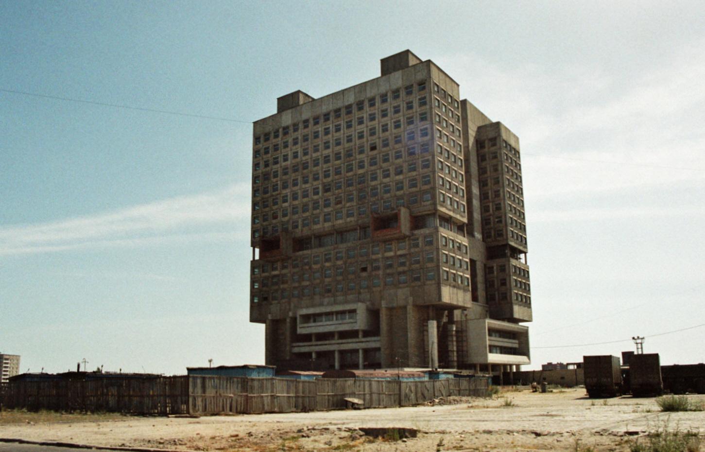 Sovét-húsið árið 1982