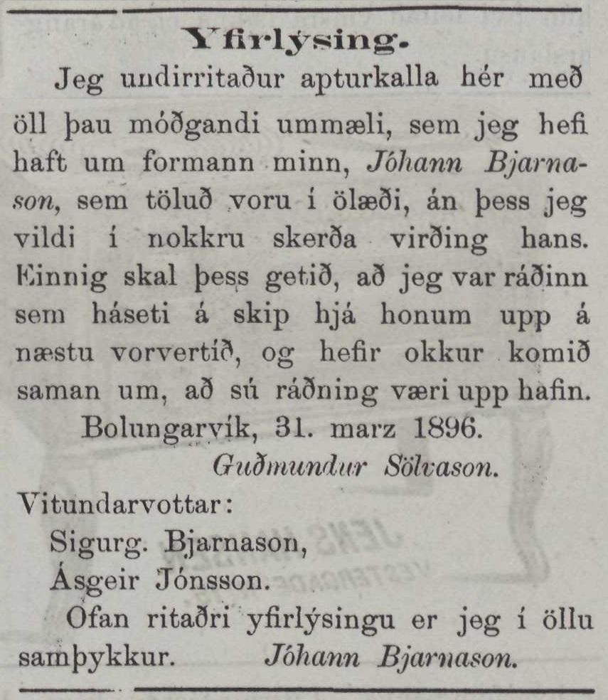 JohannBjarnason