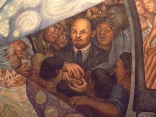 Lenín á Manhattan: Furðulegt samstarf Diego Rivera og Nelson Rockefeller