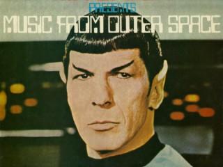 "Furðulegir geimtónar Leonard Nimoy: ""Mr. Spock Presents: Music From Outer Space"""