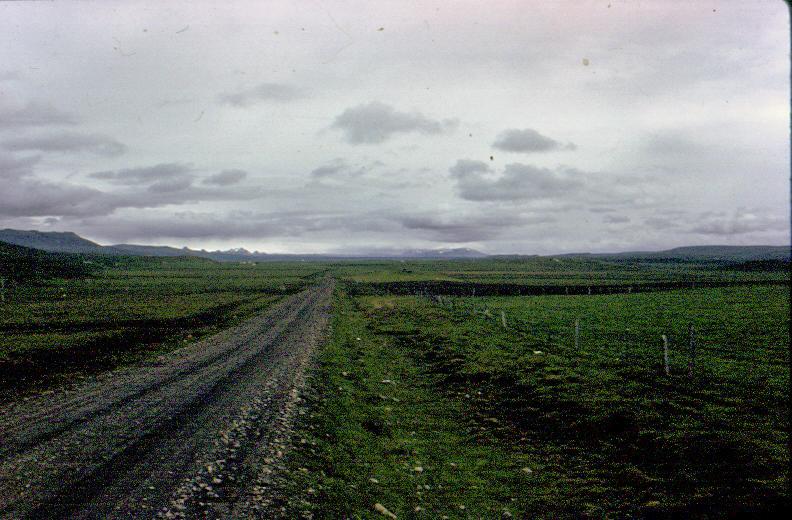 Snjáðar ljósmyndir Ungverja sýna Ísland sumarið 1974 og veturinn 1975