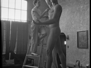 Nína Sæmundsson í Los Angeles, 1934