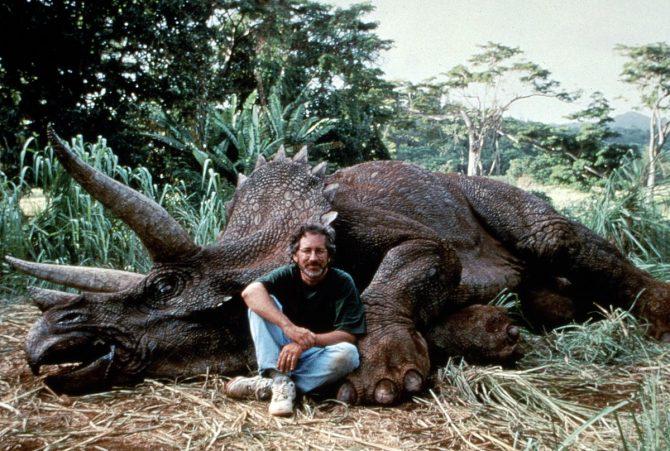 Veiðiþjófurinn Steven Spielberg