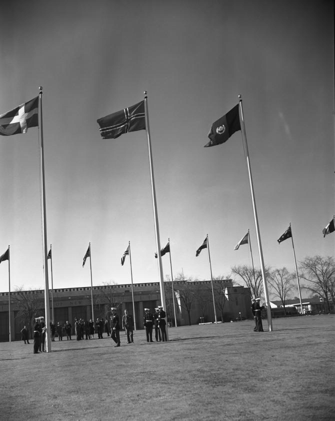 Ísland í Sameinuðu þjóðunum, 1946