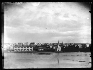Myndafjársjóður danskra landmælingamanna sýnir Ísland um 1900