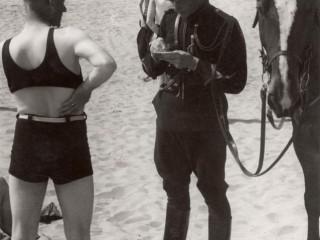 Ósæmilegu baðfötin, Holland 1931