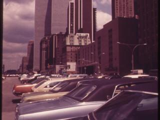 Tvíburaturnarnir árið 1973