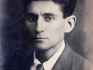 Farþeginn Franz Kafka árið 1906