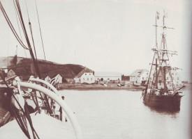 Borðeyri 1883.