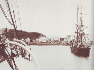 Borðeyri árið 1883