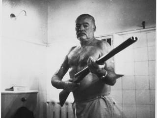 Hemingway á Kúbu