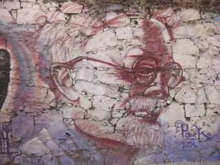 Trotskíj í Mexíkó