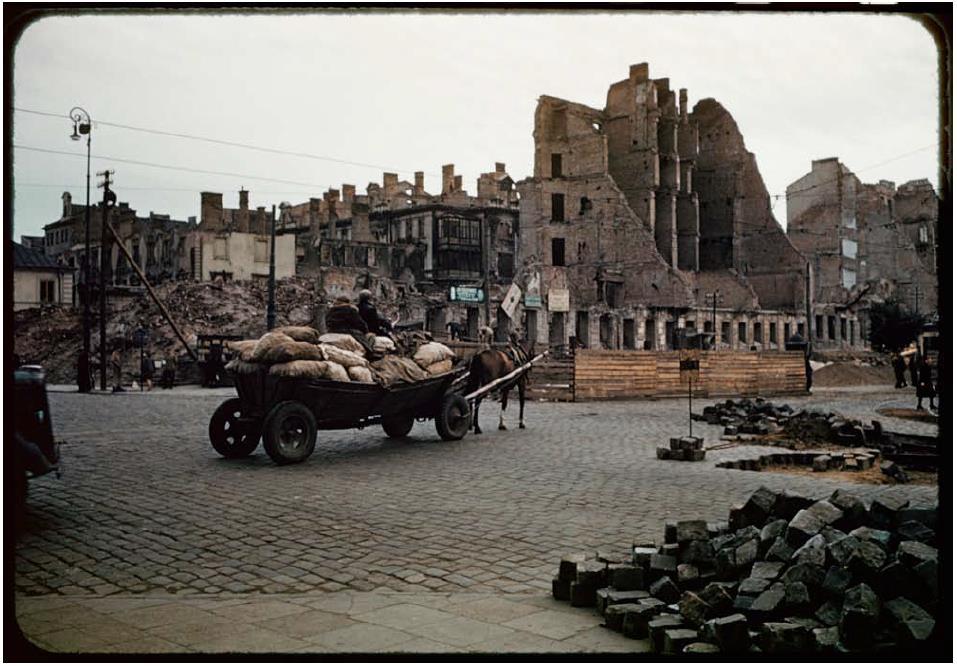 Varsjá 1947.