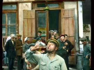 Drykkjumenn í Leníngrad, 1931