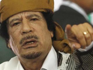 Gaddafí vildi ekki ríkjabandalag með nöktum Íslendingum