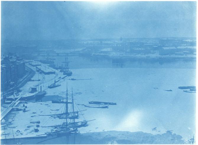 Stokkhólmur árið 1890