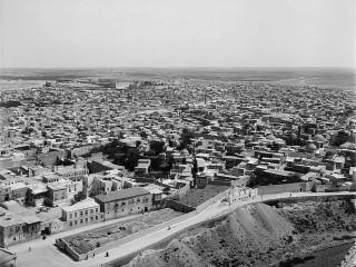 Desde Alepo hace 100 años atrás