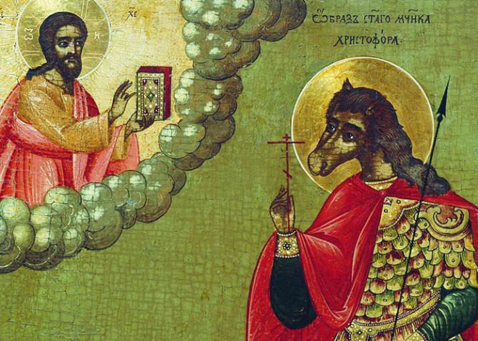 Furðulegustu dýrlingar kristninnar