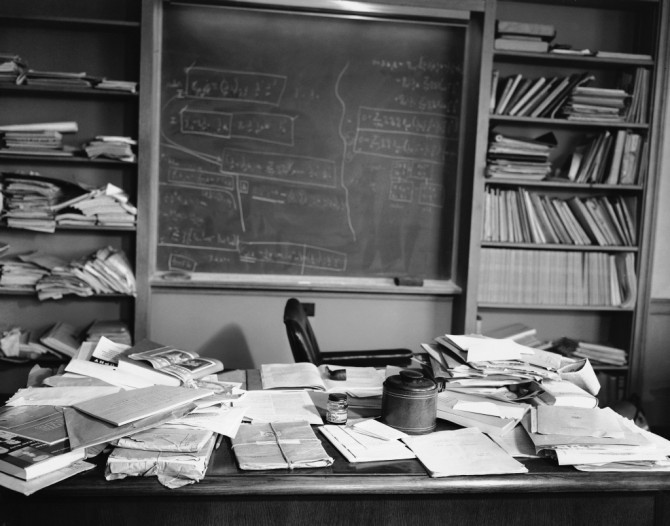 Skrifstofa Einsteins