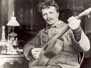 Rokkarinn, séntilmaðurinn og níhilistinn August Strindberg