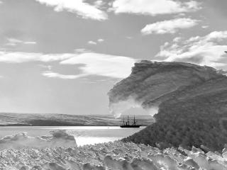 Suðurskautslandið árið 1912