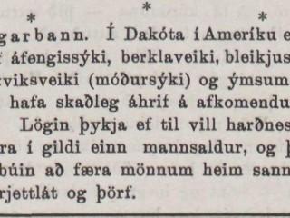 Sjúklingum bannað að ganga í hjónaband